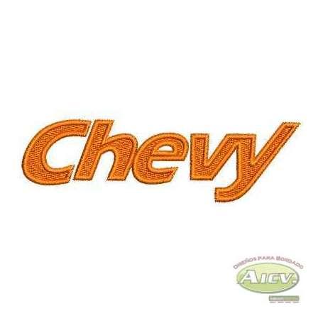 Chevy logo - Bordados