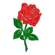 Rosa Roja -
