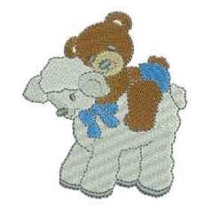 Teddy lamb