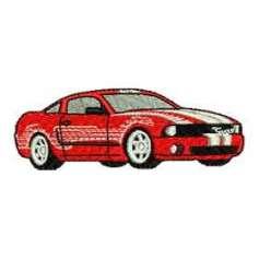 Mustang Car -