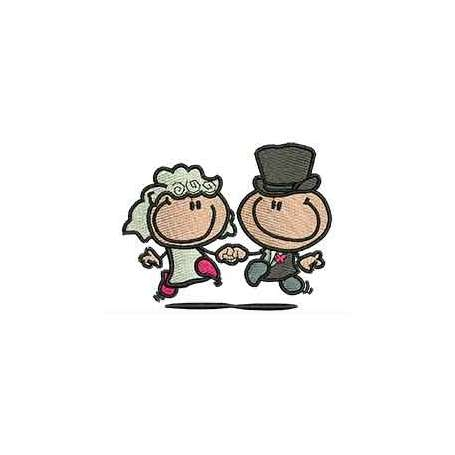 Wedding Couple -