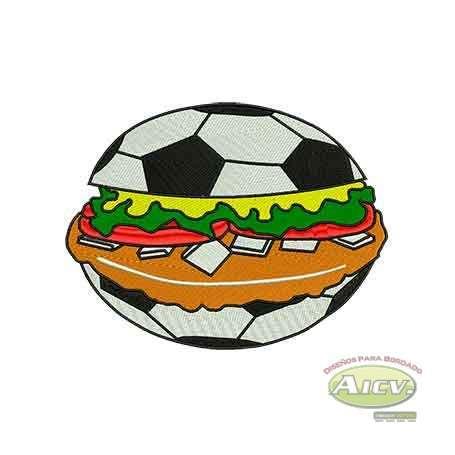 Ball - Burger -