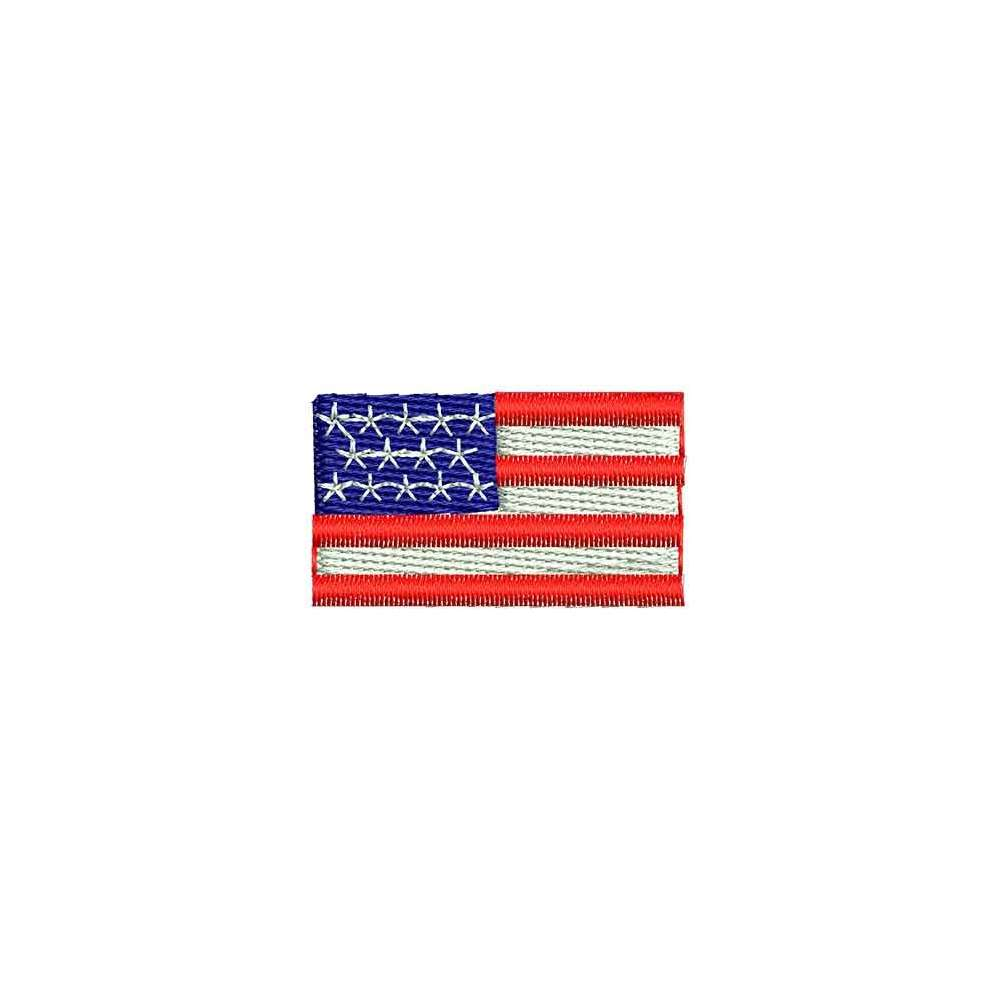 103 Best Images About The Muppets On Pinterest: Flag USA Embroidery Design