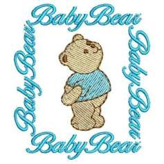 Baby bear -