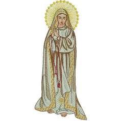Virgen de Fatima -