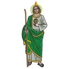 San Judas Tadeo - Picajes para bordados