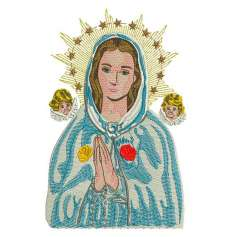 Our Lady Mystical Rose - Picaje