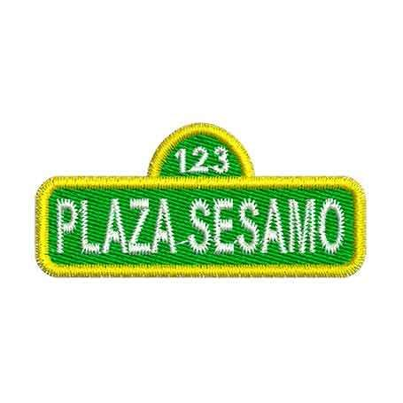 Sesame Street sign -