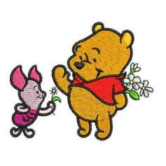 Pooh and Piglet -