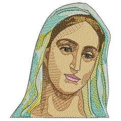 Our Lady of Grace - Matrices para bordados