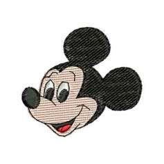 Mickey feliz -