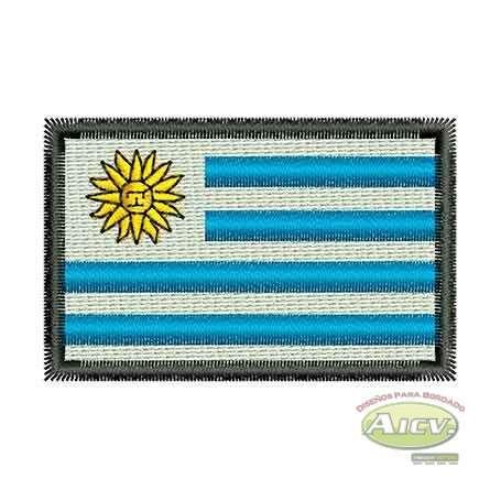Uruguay Flag -