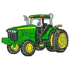 Tractor2 - Embroidery