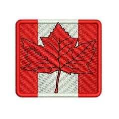 Bandera Canada Maple