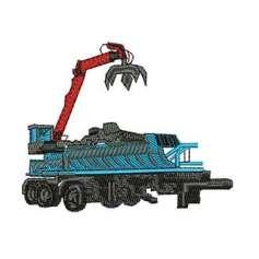 Claw crane -