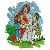 Jesús niños