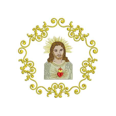 Sacred Heart of Jesus frame