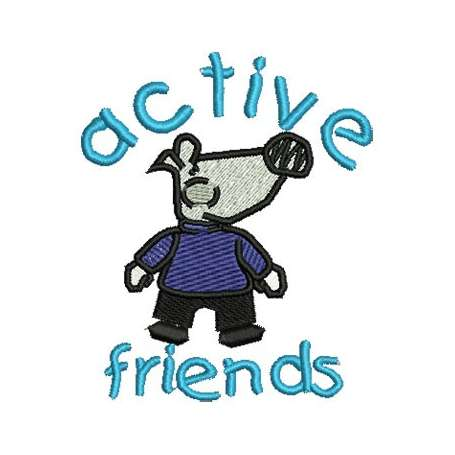 Active Friends