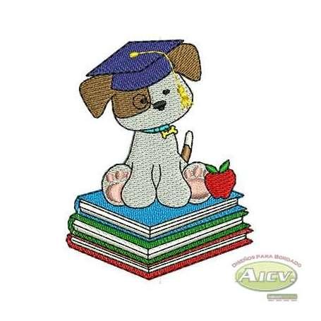 perrito libros