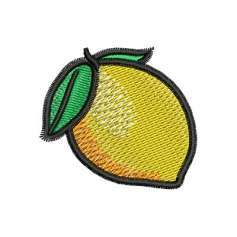 Lemon - Embroidery