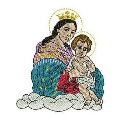 Virgen del Rosario -