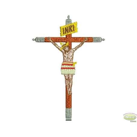 Jesus Christ on the Cross - Bordados