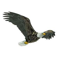 Águila grande - Matriz de bordado