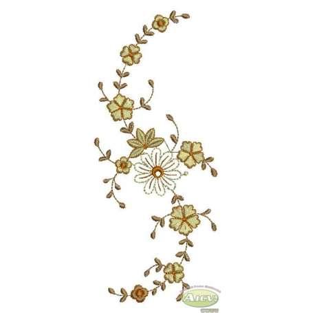Flor greca -