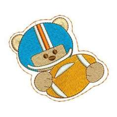 Teddy football - Picaje
