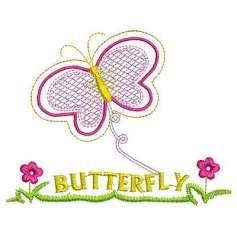 Butterfly BT - Bordados