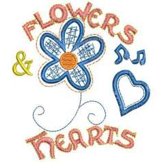 Musical flower -
