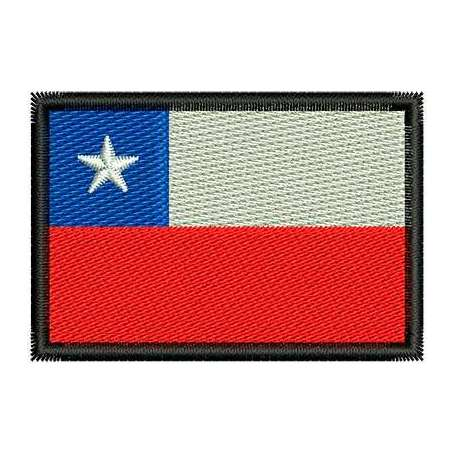 Chile Flag -