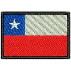 Chile Flag - Picaje