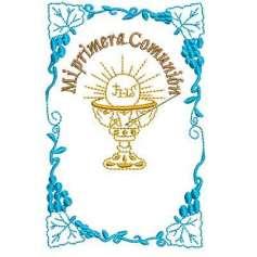 My first Communion Caliz