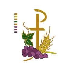 Cross with vine