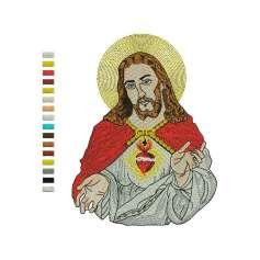 Jesus Sacred Heart - Picaje