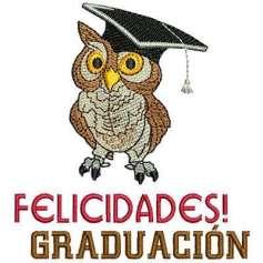 Búho Graduación -
