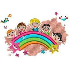 Jardin Niños -