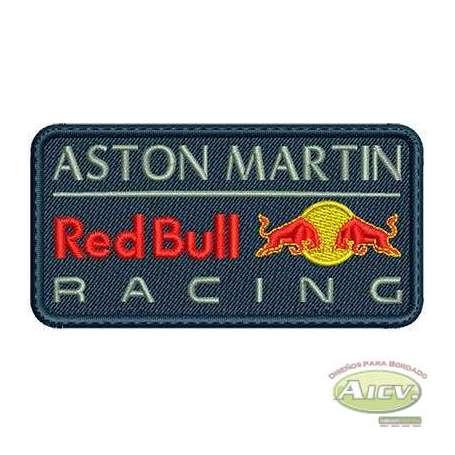 Aston Martin Red Bull - Bordados