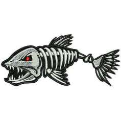 Skull Fish -