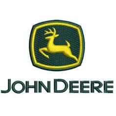 John Deere para bordado
