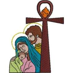 Holy Family Sacred -