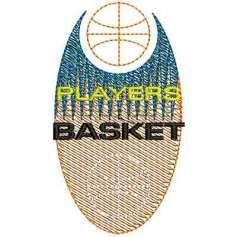 Juega Basket - Matriz de bordado