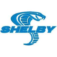 Shelby Cobra 16.5 cm. - Ponchado