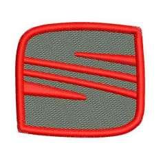 SEAT Emblema 5.5 cm - Picajes para bordados