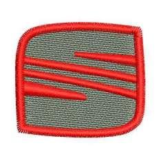SEAT Emblema 3.5 cm - Ponchado