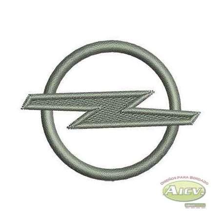 OPEL Emblem 6 cm. - Picaje